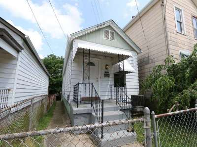 Covington Single Family Home New: 2024 Mackoy Street