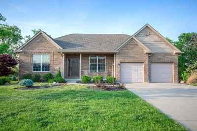 Burlington Single Family Home For Sale: 3244 Cornerstone Drive