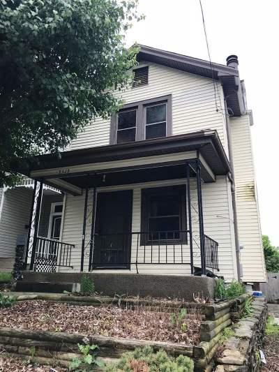 Single Family Home For Sale: 3513 Glenn Ave.