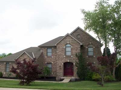 Single Family Home New: 117 Ridgeway Crossings
