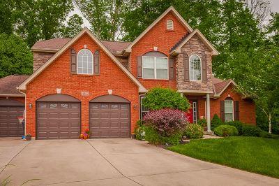 Burlington Single Family Home New: 7128 Susan Court