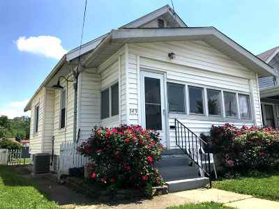 Ludlow Single Family Home For Sale: 545 Church St.