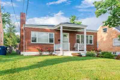 Florence, Erlanger Single Family Home New: 302 James Avenue