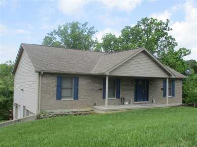 Pendleton County Single Family Home For Sale: 451 Lynn Lane