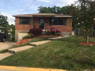 Highland Heights Single Family Home New: 68 Elblaine Drive