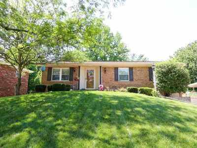 Villa Hills Single Family Home New: 746 Meadow Wood Drive