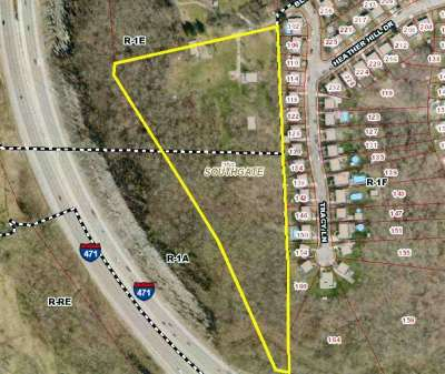 Southgate Residential Lots & Land For Sale: 350 Blossom Lane
