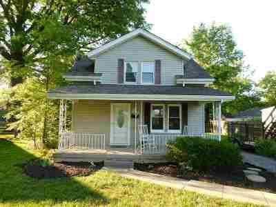 Florence, Erlanger Single Family Home New: 3161 Hulbert Avenue