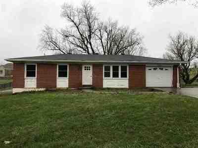 Union Single Family Home For Sale: 10685 Big Bone Road