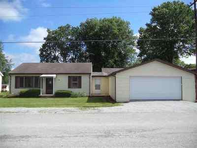 Pendleton County Single Family Home For Sale: 116 Eastside Park Drive