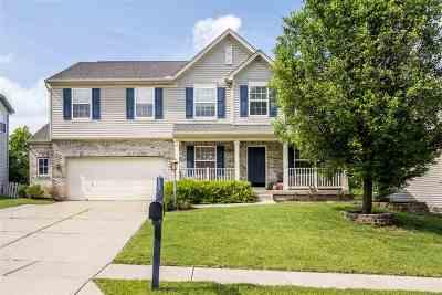 Union Single Family Home New: 1136 Abbington Drive