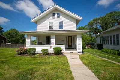 Walton Single Family Home New: 117 N Main