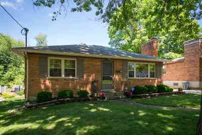 Lakeside Park KY Single Family Home New: $157,900