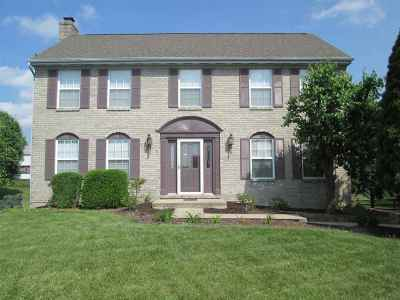 Florence Single Family Home For Sale: 6530 Knob Court