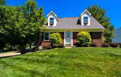 Burlington Single Family Home New: 2894 Timber Ridge