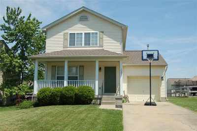 Boone County Single Family Home For Sale: 10371 Remy