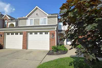 Campbell County Condo/Townhouse For Sale: 206 Thornbush Court