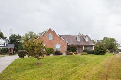 Burlington Single Family Home New: 3598 McCall