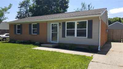Elsmere KY Single Family Home New: $125,000