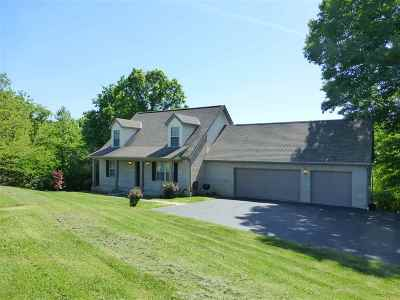 Independence Single Family Home New: 12340 Riggs Road