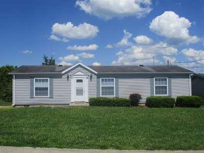 Pendleton County Single Family Home For Sale: 361 N Rhonda Drive