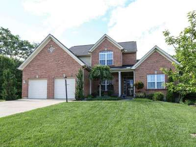 Covington Single Family Home For Sale: 3451 Sunbrite Drive