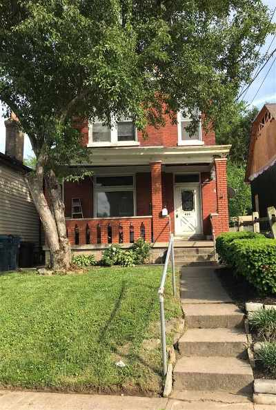 Dayton Single Family Home For Sale: 420 8th Avenue