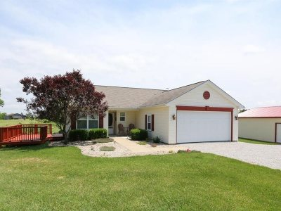 Dry Ridge Single Family Home For Sale: 99 Red Fox Court