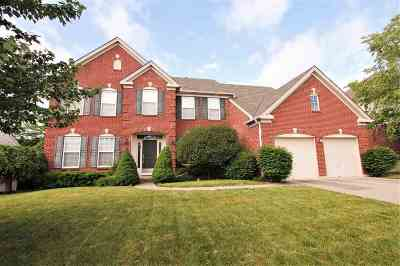 Boone County Single Family Home For Sale: 1807 Fair Meadow Drive