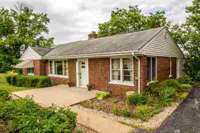 Edgewood Single Family Home For Sale: 542 Dudley Pike
