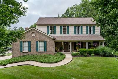 Union Single Family Home For Sale: 10985 War Admiral