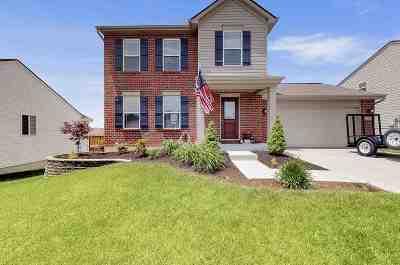 Walton Single Family Home For Sale: 11505 Ridgetop