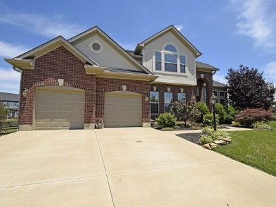 Burlington Single Family Home For Sale: 3100 Durango Court