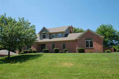 Villa Hills KY Single Family Home For Sale: $379,900