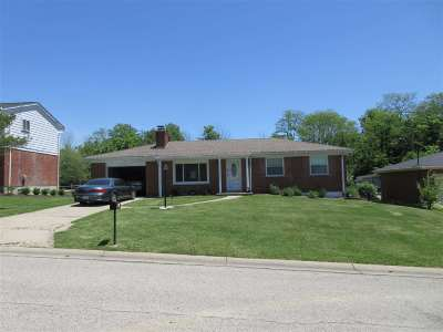 Independence Single Family Home For Sale: 6462 Shawnee