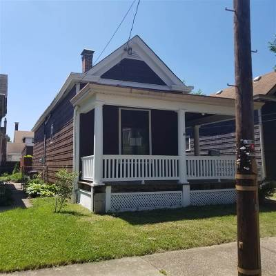 Kenton County Single Family Home For Sale: 611 20th Street