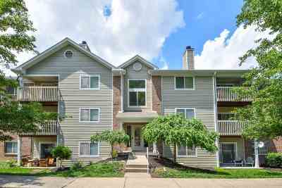Campbell County Condo/Townhouse For Sale: 360 Timber Ridge #9