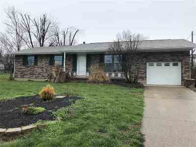 Independence Single Family Home For Sale: 1047 Clubhouse Drive