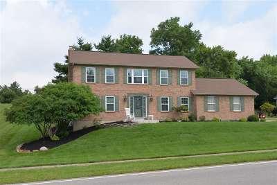 Villa Hills Single Family Home For Sale: 2228 Amsterdam Road