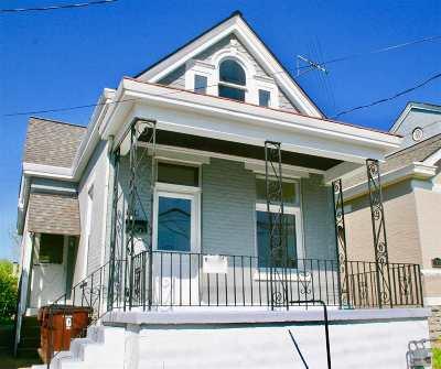 Kenton County Single Family Home For Sale: 1719 Holman Avenue