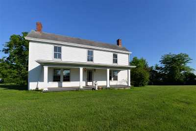 Boone County, Campbell County, Gallatin County, Grant County, Kenton County, Pendleton County Single Family Home For Sale: 377 Walton Nicholson Road