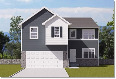 Independence Single Family Home For Sale: Canberra Drive #LOT 213