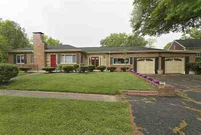 Fort Wright Single Family Home For Sale: 1400 E Henry Clay