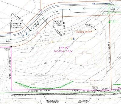 Dry Ridge Residential Lots & Land For Sale: 100 Blackburn Lot #7