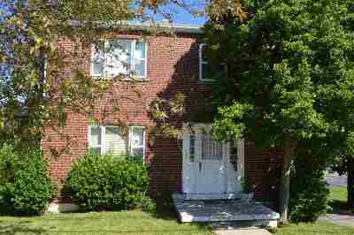 Boone County Multi Family Home For Sale: 244 Main Street