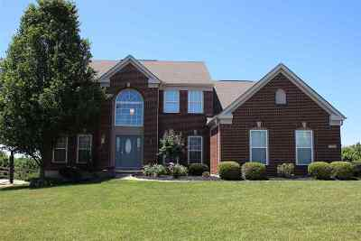 Hebron Single Family Home For Sale: 1294 Rivermeade Drive