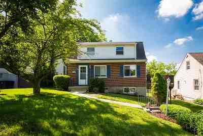 Erlanger Single Family Home For Sale: 3509 Mary Street