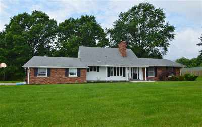 Single Family Home For Sale: 13580 Dixie Hwy