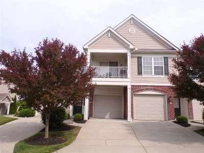 Erlanger Condo/Townhouse For Sale: 3913 Spire Circle