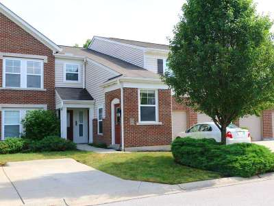 Boone County Condo/Townhouse For Sale: 2396 Paragon Mill Drive #303